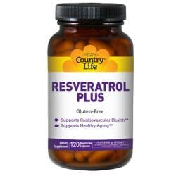 Country LifeResveratrol Plus
