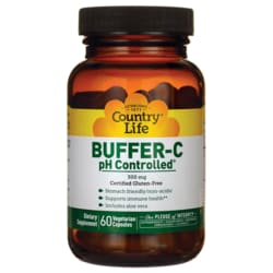 Country Life Buffer-C pH Controlled
