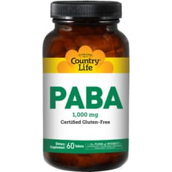 Country Life PABA - Time Release