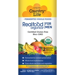 Country LifeRealfood Organics Men's Daily Nutrition