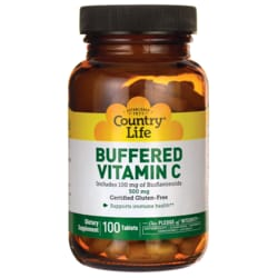 Country LifeBuffered Vitamin C with Bioflavonoids