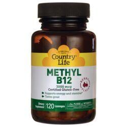 Country LifeMethyl B12 Berry Flavor