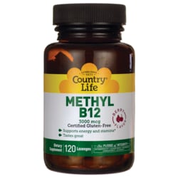 Country LifeMethyl B12 - Berry