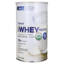 Biochem Organic 100% Whey Protein - Natural