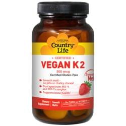 Country Life Vegan K2