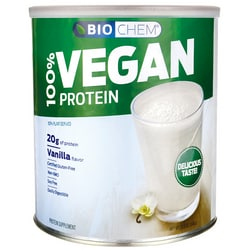 Biochem100% Vegan Protein Powder - Vanilla