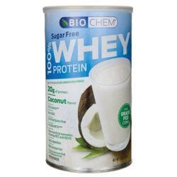 Biochem100% Whey Protein Sugar Free - Coconut