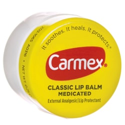 CarmexOriginal Lip Balm for Cold Sores and Chapped Lips