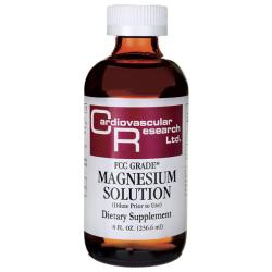 Cardiovascular ResearchMagnesium Solution