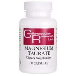 Cardiovascular ResearchMagnesium Taurate