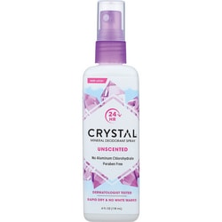 CrystalBody Deodorant Spray