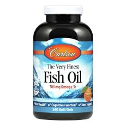 CarlsonThe Very Finest Fish Oil - Orange Flavor
