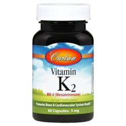 CarlsonVitamin K2 - MK-4 (Menatetrenone)