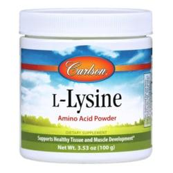 Carlson L-Lysine Powder