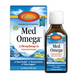 Carlson Med Omega - Lemon-Lime