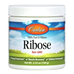 CarlsonRibose 100% Pure d-Ribose