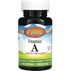 Carlson Vitamin A Natural