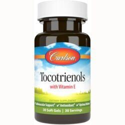 CarlsonTocotrienols with Natural Vitamin E