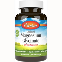 CarlsonChelated Magnesium