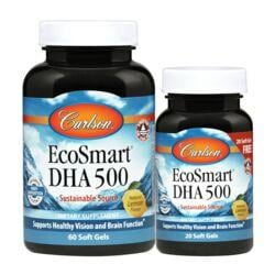 CarlsonEcoSmart DHA - Natural Lemon Flavor