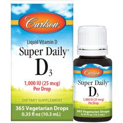CarlsonSuper Daily D3