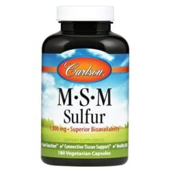 CarlsonMSM Sulfur