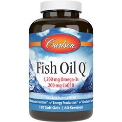 CarlsonFish Oil Q