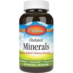CarlsonLiquid Multiple Minerals