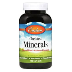 CarlsonLiquid Multiple Minerals