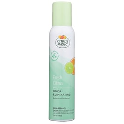 Citrus MagicOdor Eliminating Citrus Air Freshener Tropical Citrus Blend
