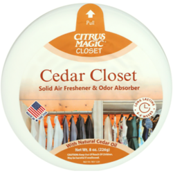 Citrus MagicCedar Magic Solid Air Freshener with Natural Cedar Oil