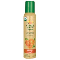 Citrus MagicOrganic Odor Eliminating Air Freshener - Orange Zest