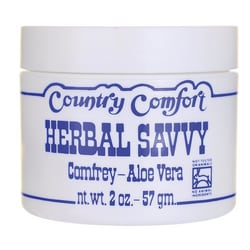 Country ComfortHerbal Savvy Comfrey Aloe Vera