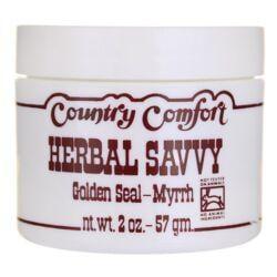 Country ComfortHerbal Savvy Goldenseal Myrrh