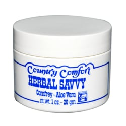 Country ComfortHerbal Savvy Comfrey - Aloe Vera