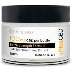 CV SciencesPlus+ CBD Oil Balm - Extra Strength