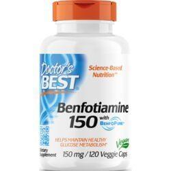 Doctor's BestBenfotiamine 150 with BenfoPure