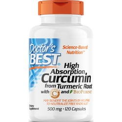 Doctor's Best Best Curcumin C3 Complex
