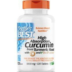 Doctor's BestHigh Absorption Curcumin from Turmeric Root