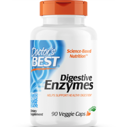 Doctor's Best Best Digestive Enzymes - All Vegetarian
