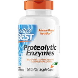 Doctor's Best Best Proteolytic Enzymes