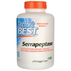 Doctor's BestSerrapeptase