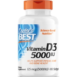 Doctor's Best Best Vitamin D3