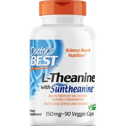 Doctor's BestSuntheanine L-Theanine