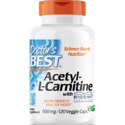 Doctor's BestAcetyl-L-Carnitine with BIOSINT