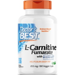 Doctor's BestL-Carnitine Fumarate with Biosint