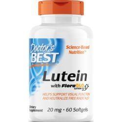 Doctor's BestLutein featuring FloraGLO Lutein