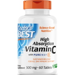 Doctor's Best12-Hour Vitamin C with PureWay-C