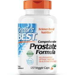 Doctor's Best Fórmula integral para la próstata