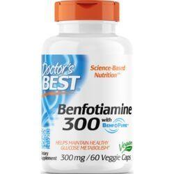 Doctor's BestBenfotiamine 300